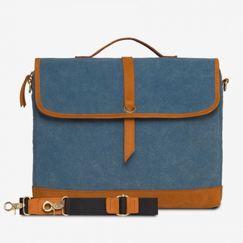 CLYDE (Ha-B396) - Canvas Laptop Tasche