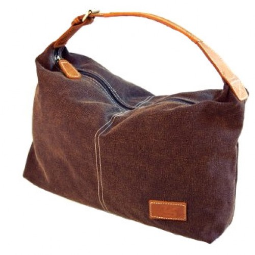 Canvas Handtasche stonewashed Ha-B265