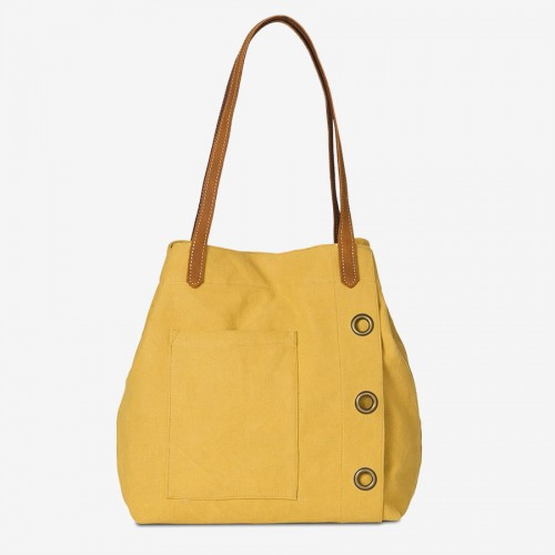 SVENTJE (Ha-B359) - Canvas Shopper, stonewashed